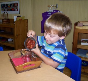 Avalon Montessori Practical Life