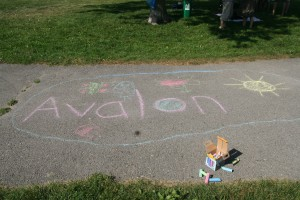 avalon chalk