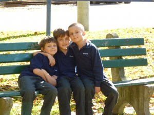 Avalon Montessori -elementary boys