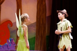 Avalon Montessori Peter Pan play